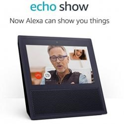 Echo Show - Alexa with a Large Screen